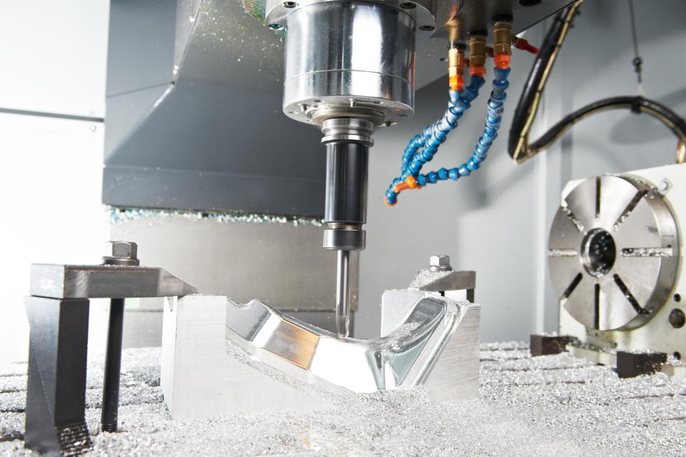 maszyna do obróbki metali