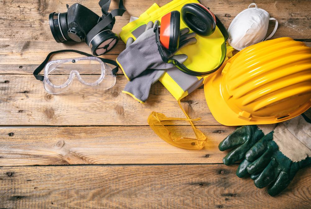 przedmioty bezpieczeństwa pracownika
