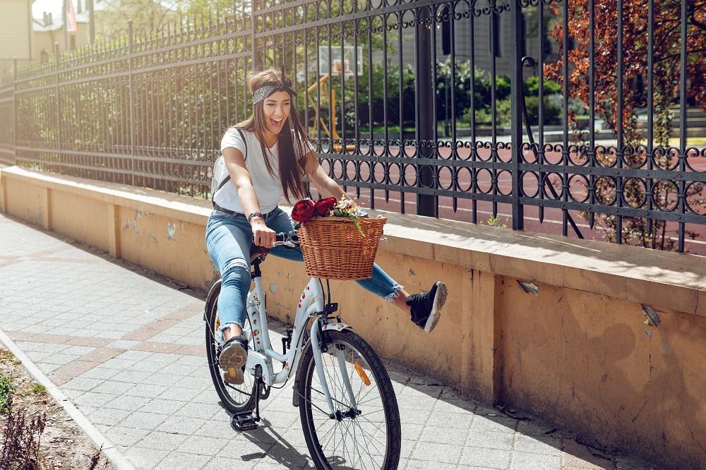 rower używany okazja